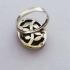 Кольцо с аметистами и топазами