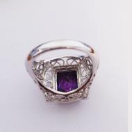 кольцо бижу-16