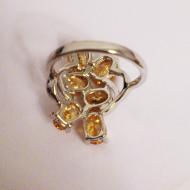 кольцо бижу-19