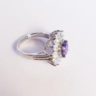 кольцо бижу-26