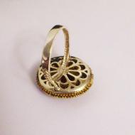 кольцо бижу-32