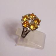 кольцо бижу-35